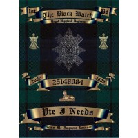 The Black Watch 2 Personal