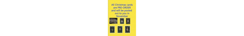 PRE ORDERS for Christmas Cards