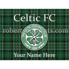 Celtic FC  personal 16 x 12 inch Canvas