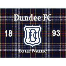 Dundee FC  personal 16 x 12 inch Canvas