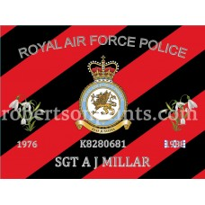 Royal Air Force Police Personal