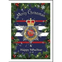 Bundle of 5 or 10 cards and envelopes  Royal Corps of Transport Christmas cards